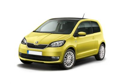 Lease Skoda Citigo car leasing