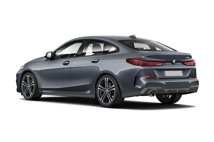 BMW 2 Series 218 Gran Coupe 1.5 i 136PS M Sport 4Dr Manual [Start Stop] back view