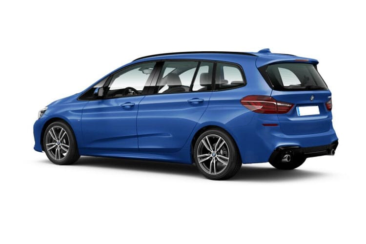 BMW 2 Series Tourer 216 Gran Tourer 1.5 d 116PS SE 5Dr Manual [Start Stop] back view