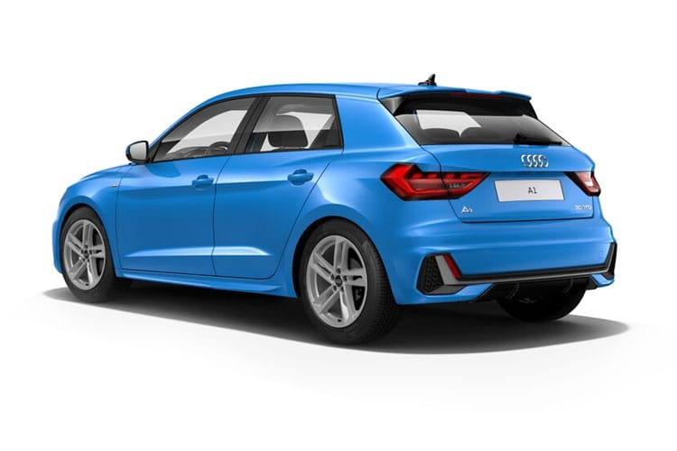 Audi A1 25 Sportback 5Dr 1.0 TFSI 95PS Sport 5Dr Manual [Start Stop] [Technology] back view