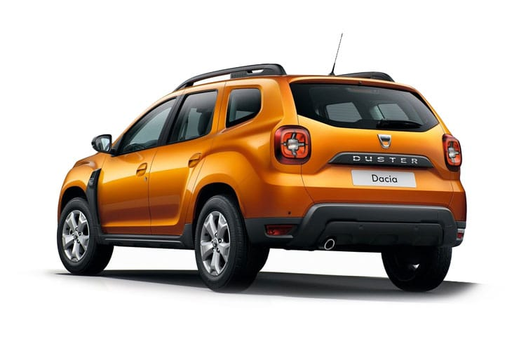 Dacia Duster SUV 2wd 1.3 TCe 150PS Prestige 5Dr Manual [Start Stop] back view