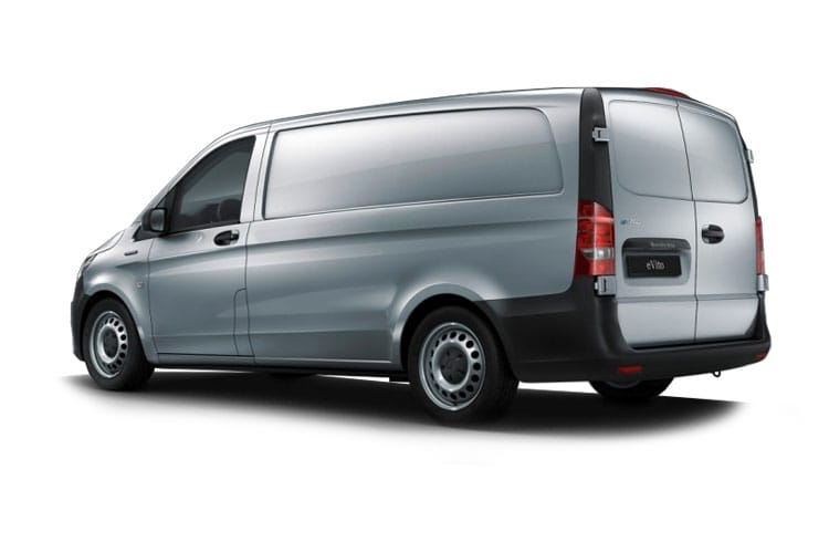 Mercedes-Benz Vito 119 L1 RWD 2.1 CDi RWD 190PS Premium Van G-Tronic+ [Start Stop] back view