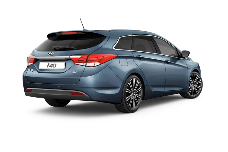 Hyundai i40 Tourer 1.7 CRDi Blue Drive 115PS SE Nav 5Dr Manual [Start Stop] back view