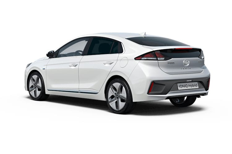 Hyundai IONIQ Hatch 5Dr 1.6 h-GDi 141PS 1st Edition 5Dr DCT [Start Stop] back view