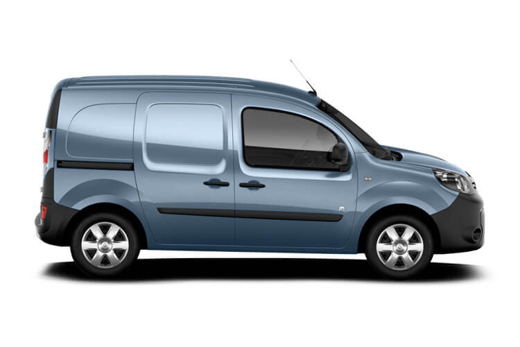 Renault Kangoo ML20 Z.E. Elec 33kWh 44KW FWD 60PS i Business+ 33 Van Auto back view