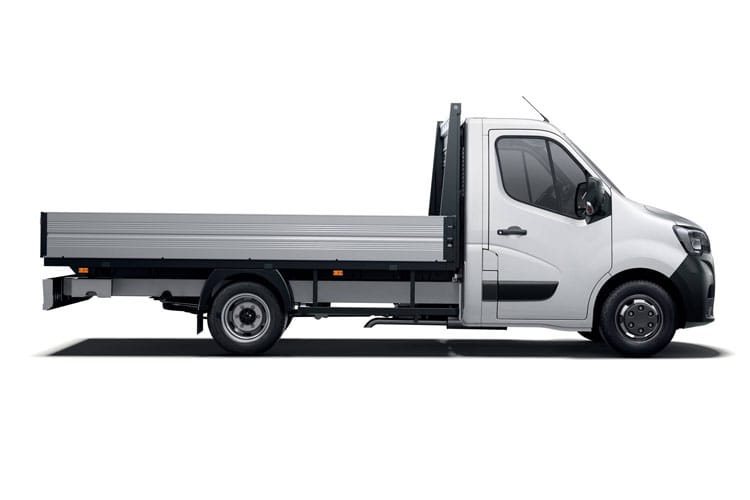 Renault Master MWB 35TW RWD 2.3 dCi ENERGY DRW 145PS Business Dropside Manual [Start Stop] back view