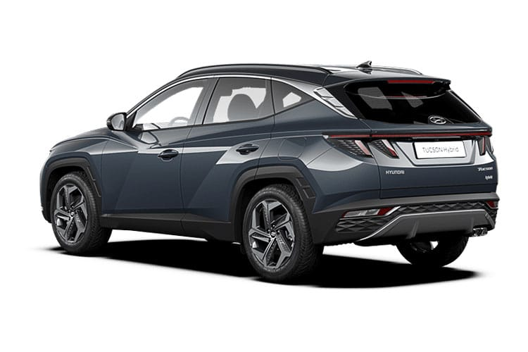 Hyundai Tucson SUV 1.6 GDI 132PS Premium 5Dr Manual [Start Stop] back view