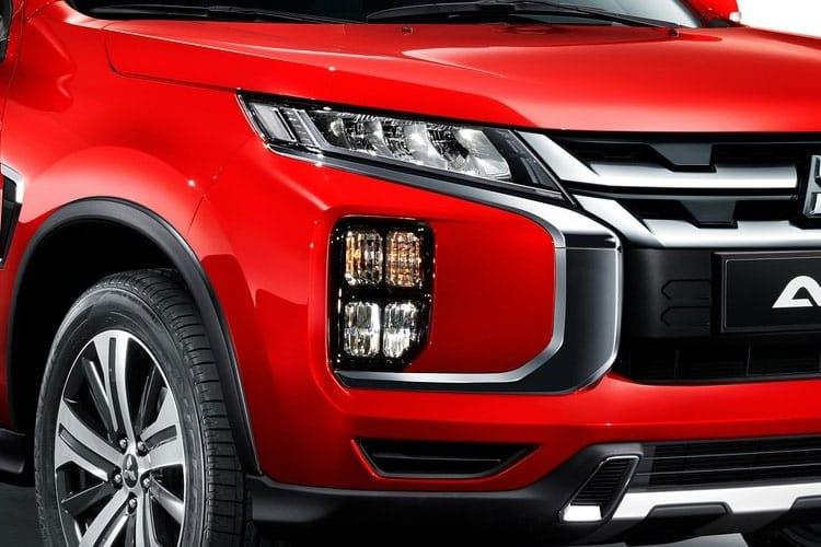 Mitsubishi ASX SUV 2wd 2.0 MIVEC 150PS Dynamic 5Dr Manual [Start Stop] detail view