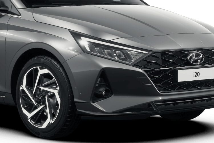 Hyundai i20 Hatch 5Dr 1.0 T-GDi 100PS SE 5Dr DCT [Start Stop] detail view