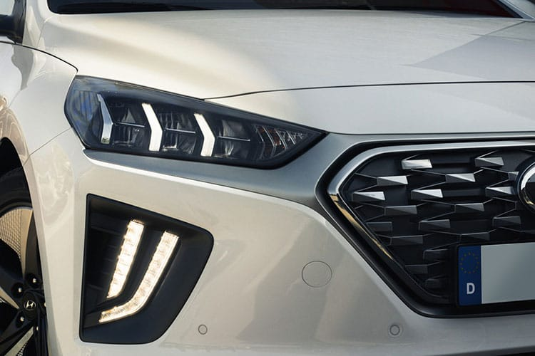 Hyundai IONIQ Hatch 5Dr 1.6 h-GDi 141PS 1st Edition 5Dr DCT [Start Stop] detail view