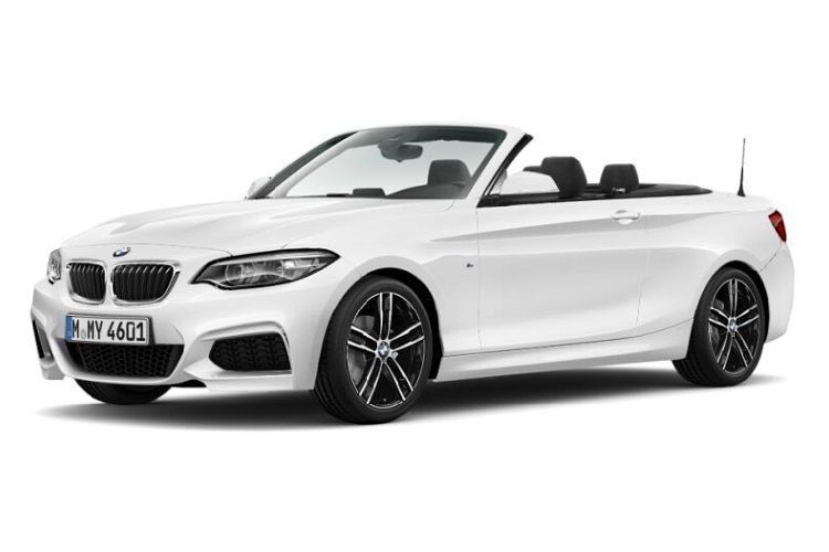 BMW 2 Series 220 Convertible 2.0 i 184PS Sport 2Dr Auto [Start Stop] front view