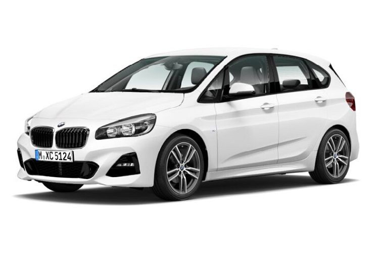 BMW 2 Series Tourer 216 Gran Tourer 1.5 d 116PS SE 5Dr Manual [Start Stop] front view