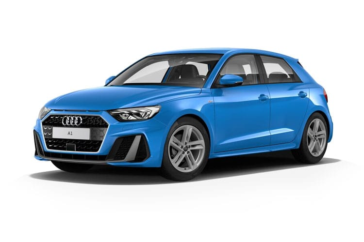 Audi A1 30 Sportback 5Dr 1.0 TFSI 116PS Sport 5Dr S Tronic [Start Stop] [Technology] front view