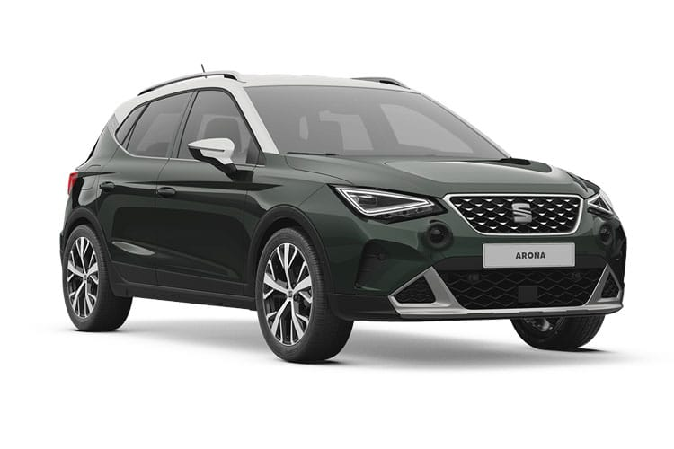SEAT Arona SUV 1.0 TSI 95PS SE Technology 5Dr Manual [Start Stop] front view