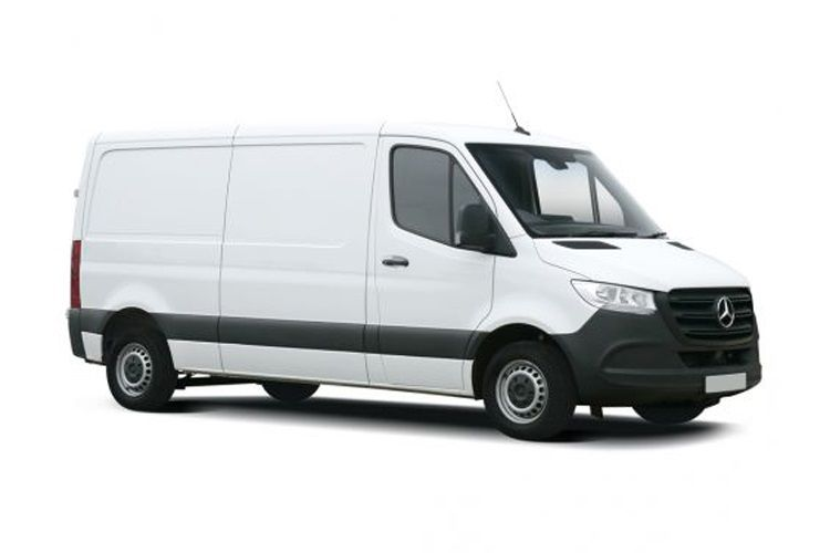 Mercedes-Benz Sprinter 314 L3 3.5t 2.1 CDi RWD 143PS Ready To Work JC Payne Luton Box Van Manual front view