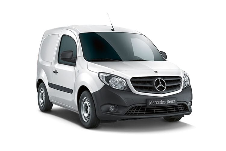 Mercedes-Benz Citan 111 L3 1.5 CDi FWD 114PS Pure Van Manual front view