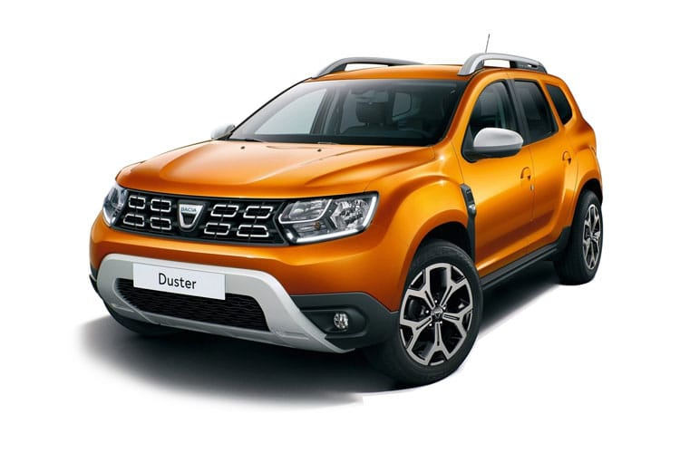Dacia Duster SUV 2wd 1.3 TCe 150PS Prestige 5Dr Manual [Start Stop] front view