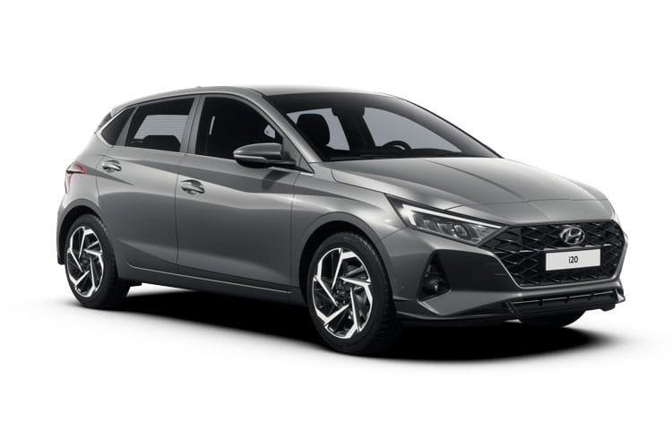 Hyundai i20 Hatch 5Dr 1.0 T-GDi 100PS SE 5Dr DCT [Start Stop] front view