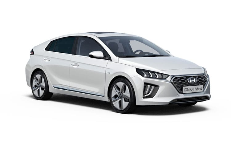 Hyundai IONIQ Hatch 5Dr 1.6 h-GDi 141PS 1st Edition 5Dr DCT [Start Stop] front view