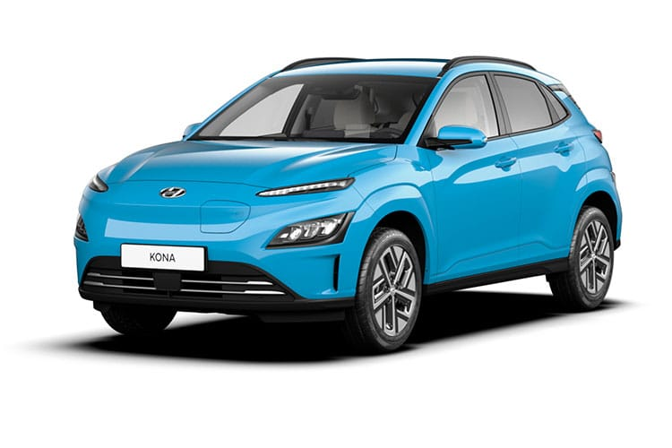 Hyundai KONA SUV Elec 39kWh 100KW 136PS SE 5Dr Auto [10.5kW Charger] front view
