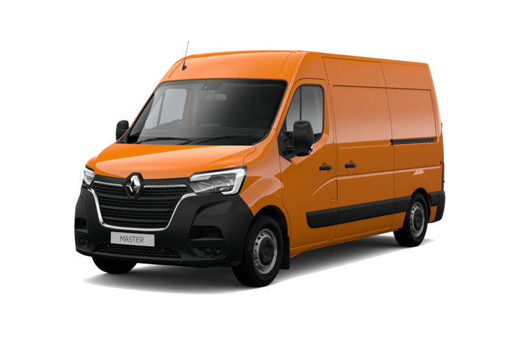 Renault Master LWBL 35TW 4X4 2.3 dCi ENERGY DR4 145PS Business Van High Roof Manual [Start Stop] front view