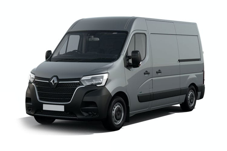 Renault Master LWB 35 FWD 2.3 dCi ENERGY FWD 150PS Business Van Medium Roof Manual [Start Stop] front view