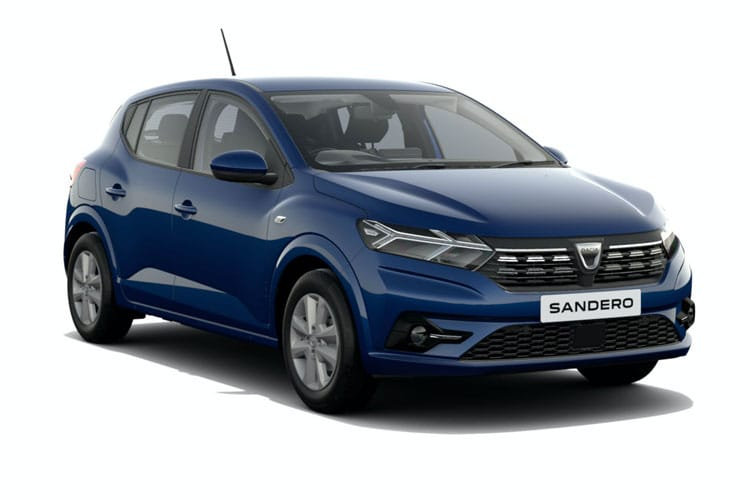 Dacia Sandero Hatch 5Dr 0.9 TCe 90PS Comfort 5Dr Manual [Start Stop] front view