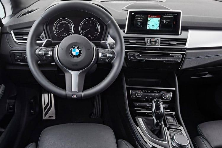 BMW 2 Series Tourer 216 Gran Tourer 1.5 d 116PS SE 5Dr Manual [Start Stop] inside view