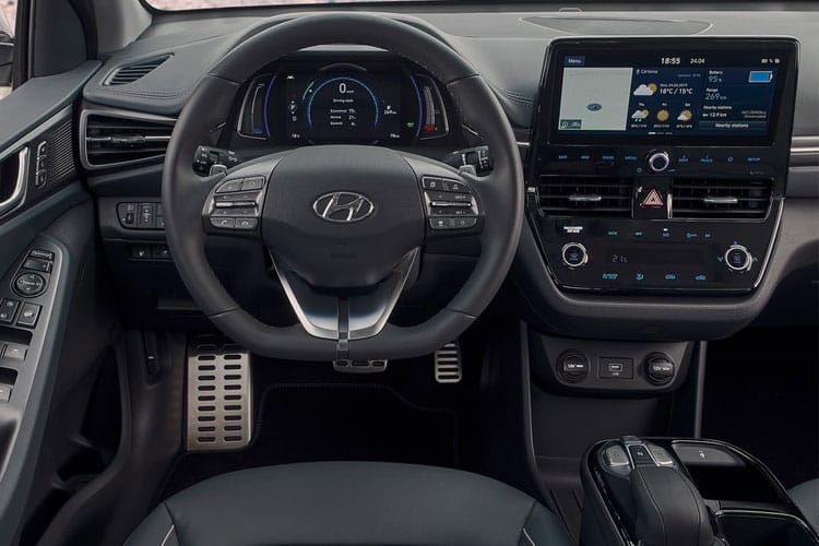 Hyundai IONIQ Hatch 5Dr 1.6 h-GDi 141PS 1st Edition 5Dr DCT [Start Stop] inside view