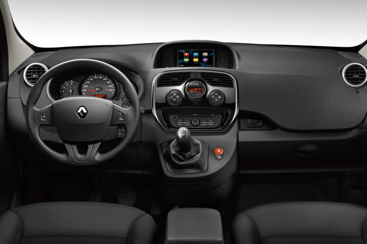 Renault Kangoo ML20 Z.E. Elec 33kWh 44KW FWD 60PS i Business+ 33 Van Auto inside view