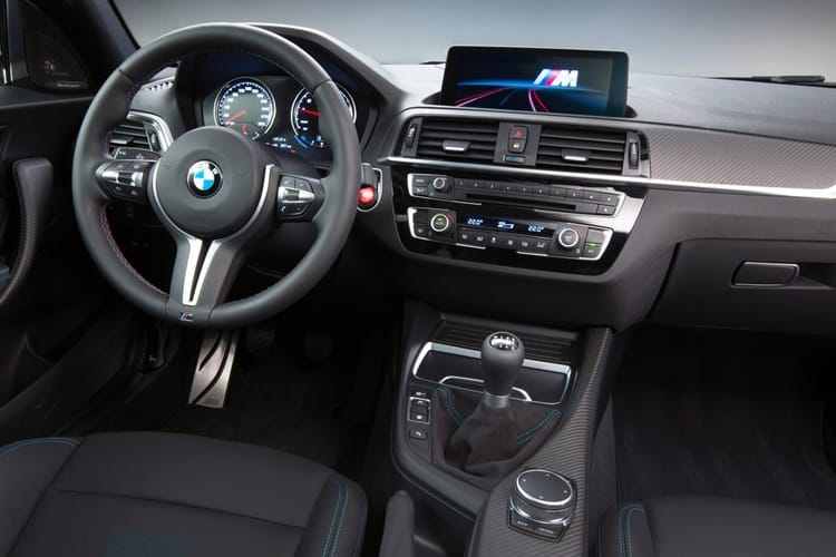BMW 2 Series 220 Coupe 2.0 d 190PS Sport 2Dr Manual [Start Stop] inside view